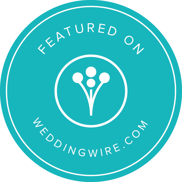 Featured on WeddingWire.com
